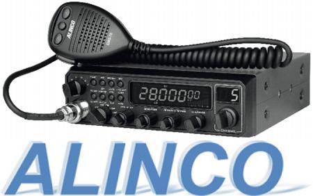 ALINCO DR-135CB NEW любительский трансивер гражданского CB диапазона 27МГц