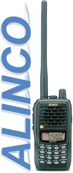 Alinco DJ-V17 LB переносная радиостанция