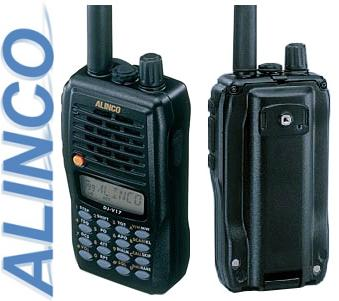 ALINCO DJ-V 17 LB носимая станция